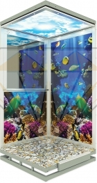 SFR-2700-OKYANUS-OCEAN Kabin
